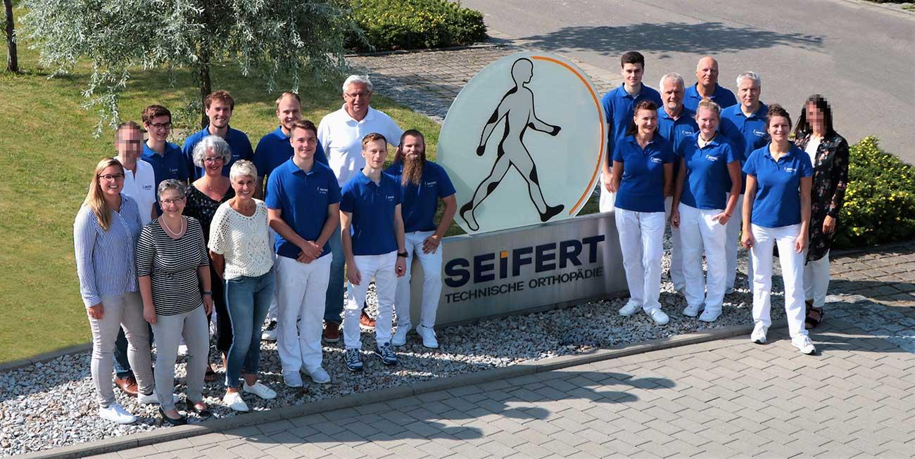 Seifert TO Team Mitarbeiter 2018